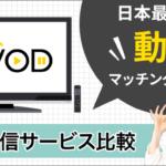 動画マッチングサービス「みんなのVOD」を公開しました!
